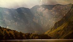 Lake Bohinj II by thenIsaidno