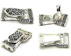 Fold Over Magnetic Clasps from Mobile-Boutique.com Etsy Store. They are available in single and double strand in many designs and colors. Jewelry Clasps, Beaded Jewelry, Unique Jewelry, Bracelet Clasps, Diy Jewelry, Bracelet Men, Jewelry Ideas, Body Jewelry Shop, Jewelry Stores