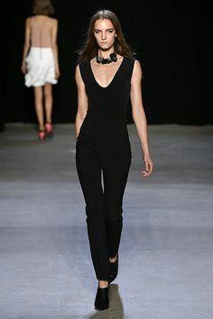 New York Fashion Week: Narciso Rodríguez Primavera/Verano 2015