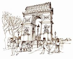 Arc de Triomphe Paris | Flickr - Photo Sharing!