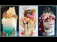 Chocolate Border Cake Tutorial- Rosie s Dessert Spot - YouTube 56de728427870
