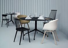 About A Chair Dining | Hay | Est Magazine