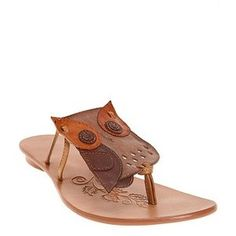 UrbanOutfitters.com > Owl Sandal