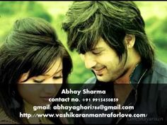 love mantra specialist | Abhay Sharma | +91 9915450859