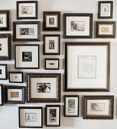 Wall of Memories