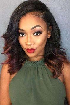 Stunning Curly Holiday Hairstyles