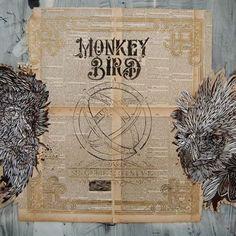 TEMOR & BLOW   MONKEY BIRD CREW