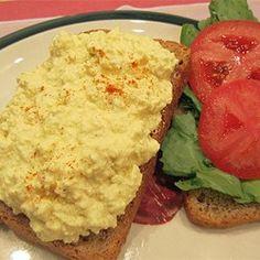Deviled Eggless Salad - Allrecipes.com