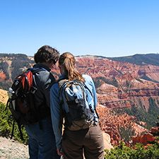 Everything you need to know when planning a trip to Cedar Breaks National Monument. #Parks100 #CedarBreaks