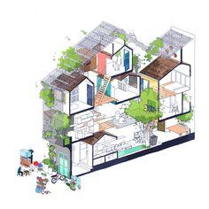 Gallery - Saigon House / a21studio - 20