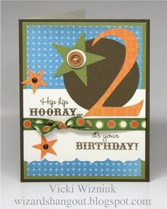 CTMH Card 0 dreamin + happy birthday + cricut