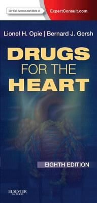 Drugs for the heart, 8ed (2013). Lionel H. Opie. Bernard J. Gersh. EBOOK [Print copies available at Lee Wee Nam Library, Medical Library. Call No.: RM345.D794]