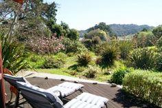 Tasman - Golden Bay/Golden Bay/Pakawau holiday home rental accommodation - Thelmas Cottage - Golden Bay Bach (Pakawau Beach) New Zealand Holidays, Holiday Accommodation, Outdoor Furniture, Outdoor Decor, Sun Lounger, Cottage, Patio, Homes, Home Decor