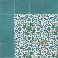 cuban tile - pattern idea for invite