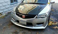 conversion with MDX (? Honda V, Honda Cars, My Dream Car, Dream Cars, 2007 Honda Civic, V Tech, Jdm Cars, Car Audio, Subaru