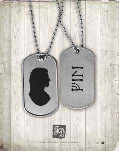 Fili's name in Dwarvish runes -