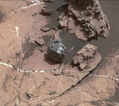 Curiosity's Most Incredible Mars Snapshots of 2016 - Seeker