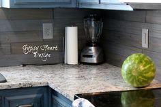 Replace Your Kitchen Backsplash With Shiplap