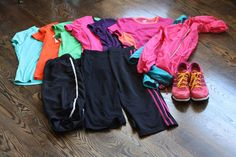 Building a Fitness Wardrobe