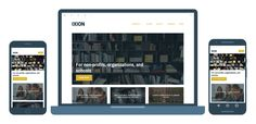 Ixion is a professional theme designed with schools, non-profits, and organizations in mind.