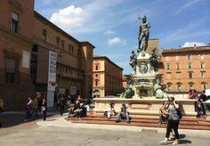 """Fonte de Neptuno - """"Visitar Bolonha, Itália"""" by @Viaje Comigo"""