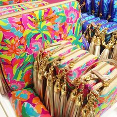 Lilly Pulitzer accessories