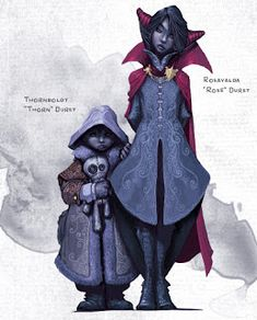 Tales of the Grotesque and Dungeonesque: ravenloft
