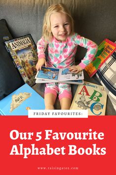 5 favorite letter books Our favourite books about letters and the alphabet! Book Letters, Alphabet Book, Chicka Chicka Boom Boom, Learn To Read, Love Book, Raising, Childrens Books, Homeschooling, Good Books