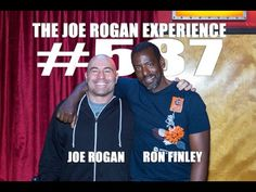Joe Rogan Experience #587 - Ron Finley  Mr. Finley is worthy of everyone's attention!  It's like he's stepped out of my mind to tell the story of my thoughts and passion. I'd love to spend some time...