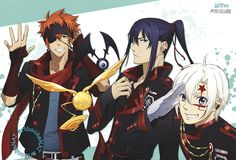 D.Gray-Man Anime 2016 NEW TRAILER AND VOICE CAST!! by D-GrayMan-4EVR on DeviantArt
