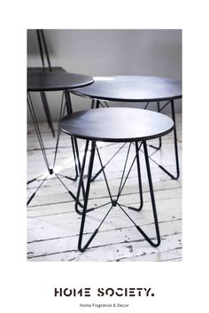 Home Society - Metal Table Industrial Metal Workshop, Modern, Objects, Wood, Table, Content, Furniture, Home Decor, Bed Room