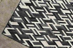 Современные ковры от Kyle Bunting