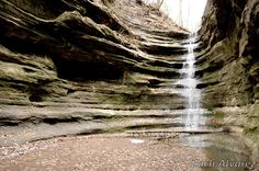 Starved Rock State Park by ZachAlvarez, via Flickr - one of my favorite places anywhere!