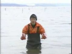 This is actually surprisingly inspirational.. Everyone needs a Japanese fisherman to yell at them sometimes okay