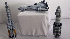 Kerbal Space Program is awesome and you can print your spaceships in 3d!