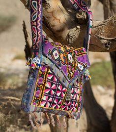 JAIPUR Messenger  BANJARA  Embroidered by BohemianSpiritBags, $360.00