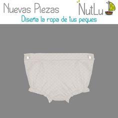 Estamos de ENHORABUENA! Ampliamos nuestro catálogo de prendas NutLu con un pantaloncito para bebé :) ¿Que te parece? > configurador.nutlu.com #tiendaonline #kids #fashionkids #modainfantil #ropaninos #pantalon #wearkids