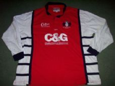 ef4a226df20 Gloucester 2005 2007 Home L/s Rugby Union Shirt Adults XXL Top Jersey  Gloucester Rugby