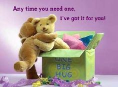 virtual hug for a friend Hug Therapy, Hug Images, Hug Quotes, Family Photo Collages, I Love My Daughter, Free Hugs, Love Hug, Big Hugs, Best Friends Forever