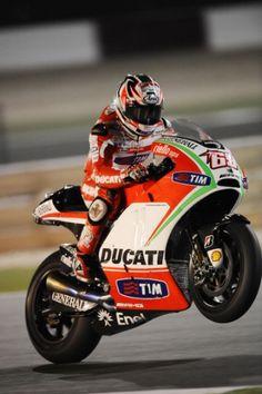 Nicky Hayden, MotoGP Losail Qatar
