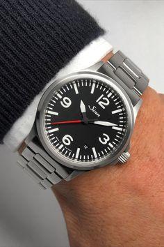 Sinn Watch, Sporty Watch, Stud Earrings For Men, Mocha Color, Marine Blue, Wristwatches, Canvas Leather, Link Bracelets, Omega Watch