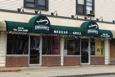 Emiliano'z Mexican Grill, a Mexican restaurant on Boston Avenue in Medford, MA. (from http://hiddenboston.com/randomphotos/emilianoz.html)
