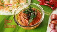Onion Chutney | Ventuno Home Cooking