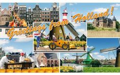 The Postcard Experience – Tell your Amsterdam story in a movie - Netherlands Tourism