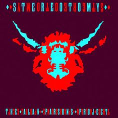 Stereotomy: Vinyl LP repressing of this 1986 album from the British Pop/Prog-Rock outfit. Music on Vinyl. Famous Album Covers, Greatest Album Covers, Classic Album Covers, Music Album Covers, Alan Parsons Project, Psychedelic Bands, Cd Cover Art, Cd Art, Arch Enemy