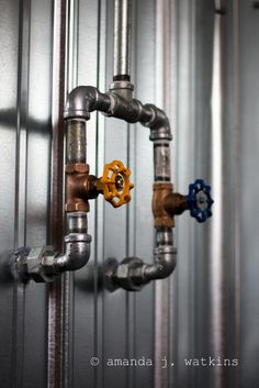 Diseño interior industrial