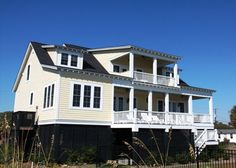Edisto Beach Vacations Rentals | Beach Front | Island Fever |Atwood Vacations | Edisto Island, SC