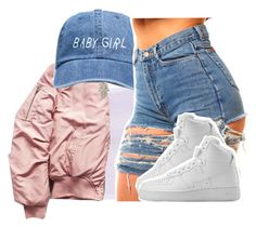"""Child's play"" by queen-tiller ❤ liked on Polyvore featuring NIKE"