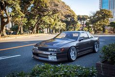 1989 Nissan Silvia K's Coupe (PS13) - Overloaded
