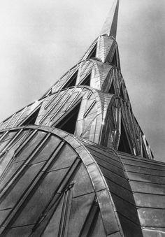 greeneyes55: Chrysler Building 1931 Photo:...